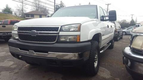 2007 Chevrolet Silverado 2500HD Classic for sale at North Knox Auto LLC in Knoxville TN
