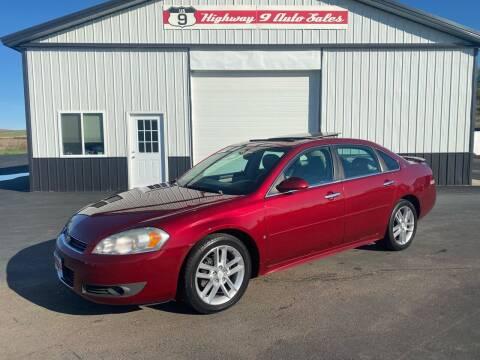 2009 Chevrolet Impala for sale at Highway 9 Auto Sales - Visit us at usnine.com in Ponca NE