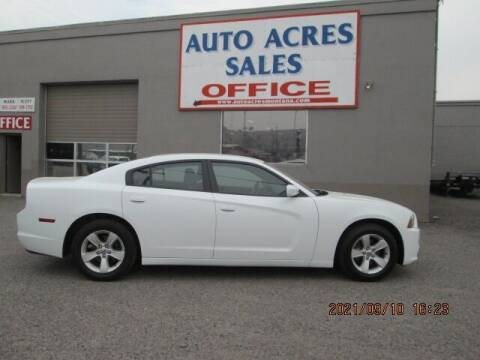2014 Dodge Charger for sale at Auto Acres in Billings MT