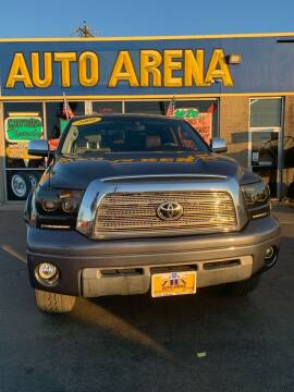 2008 Toyota Tundra for sale at Auto Arena in Fairfield OH
