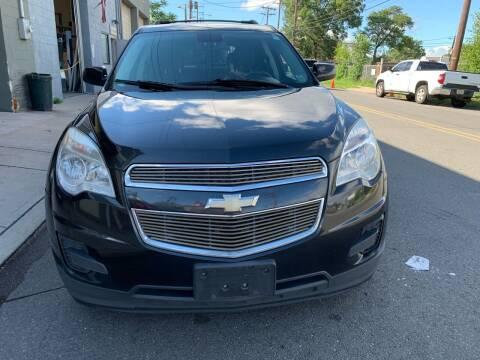 2012 Chevrolet Equinox for sale at SUNSHINE AUTO SALES LLC in Paterson NJ