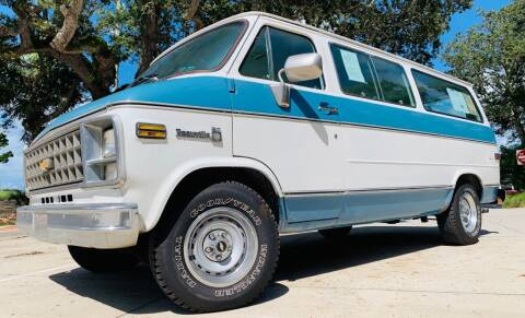 1980 Chevrolet G20 for sale at PennSpeed in New Smyrna Beach FL