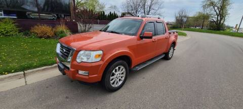 2007 Ford Explorer Sport Trac for sale at Steve's Auto Sales in Madison WI