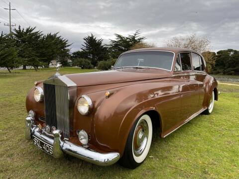 1956 Rolls-Royce Silver Cloud 1 for sale at Dodi Auto Sales in Monterey CA