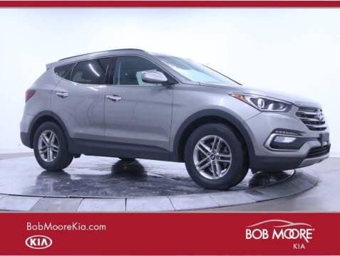 2018 Hyundai Santa Fe Sport for sale at Bob Moore Kia in Oklahoma City OK