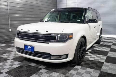 2016 Ford Flex for sale at TRUST AUTO in Sykesville MD