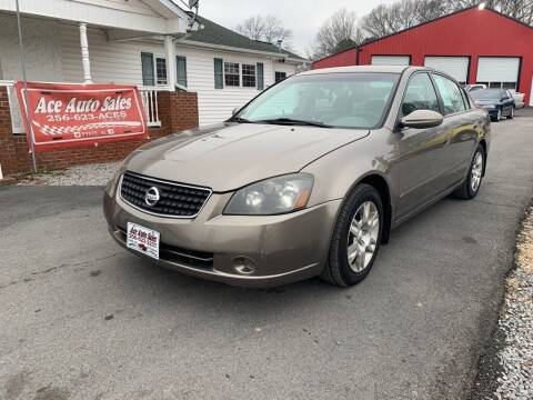 2005 Nissan Altima for sale at Ace Auto Sales - $1200 DOWN PAYMENTS in Fyffe AL