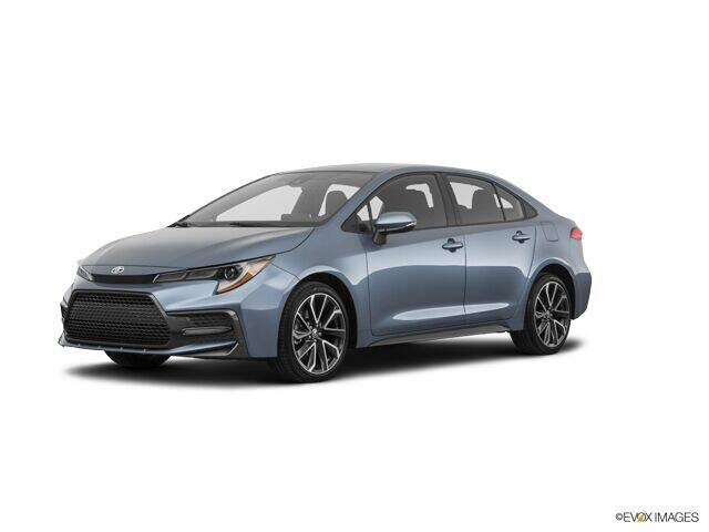 2020 Toyota Corolla for sale at Trinity Motors in Beckley WV