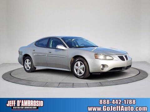 2008 Pontiac Grand Prix for sale at Jeff D'Ambrosio Auto Group in Downingtown PA