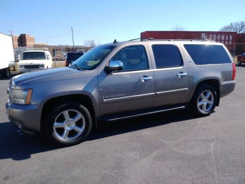 2007 Chevrolet Suburban for sale at Big Boys Auto Sales in Russellville KY