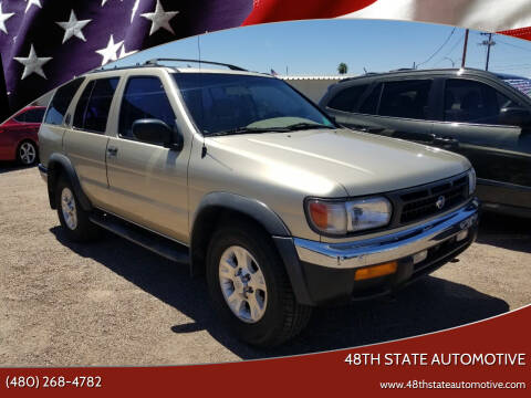 1999 Nissan Pathfinder for sale at 48TH STATE AUTOMOTIVE in Mesa AZ