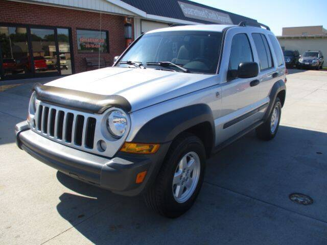 2007 Jeep Liberty for sale at Eden's Auto Sales in Valley Center KS