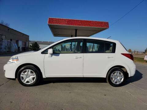 2011 Nissan Versa for sale at Dakota Auto Inc. in Dakota City NE