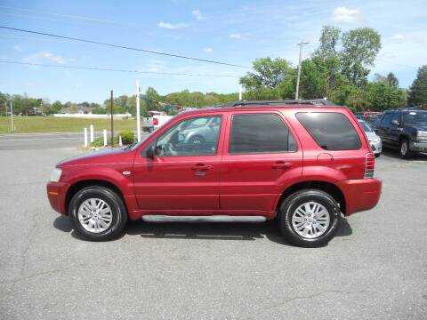 2005 Mercury Mariner for sale at All Cars and Trucks in Buena NJ