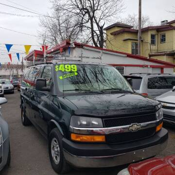 2008 Chevrolet Express Passenger for sale at Best Cars R Us in Plainfield NJ