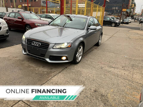 2011 Audi A4 for sale at Raceway Motors Inc in Brooklyn NY