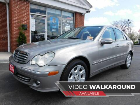 2006 Mercedes-Benz C-Class for sale at Delaware Auto Sales in Delaware OH