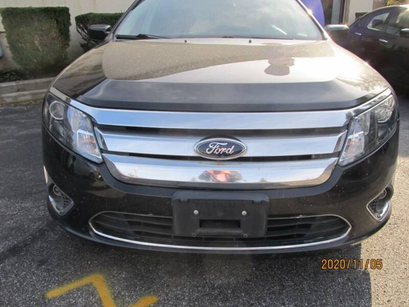 2012 Ford Fusion for sale at Mid - Way Auto Sales INC in Montgomery NY