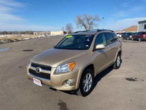 2009 Toyota RAV4 for sale at De Anda Auto Sales in South Sioux City NE