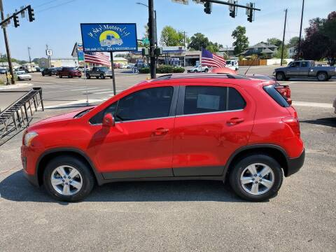 2015 Chevrolet Trax for sale at J Sky Motors in Nampa ID