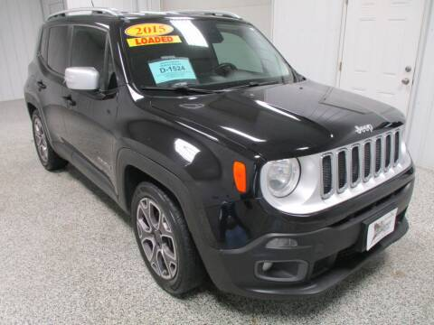 2015 Jeep Renegade for sale at LaFleur Auto Sales in North Sioux City SD