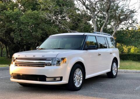 2017 Ford Flex for sale at Sunshine Auto Sales in Oakland Park FL