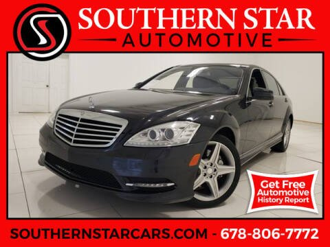 2011 Mercedes-Benz S-Class for sale at Southern Star Automotive, Inc. in Duluth GA