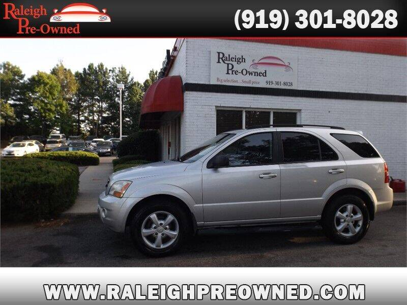 2008 Kia Sorento for sale at Raleigh Pre-Owned in Raleigh NC