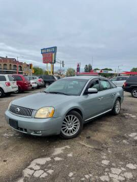 2007 Mercury Montego for sale at Big Bills in Milwaukee WI