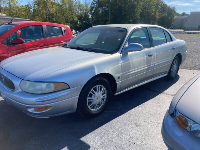 2002 Buick LeSabre for sale at McCully's Automotive - Under $10,000 in Benton KY