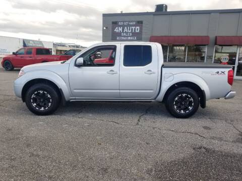 2010 Nissan Frontier for sale at 4M Auto Sales | 828-327-6688 | 4Mautos.com in Hickory NC