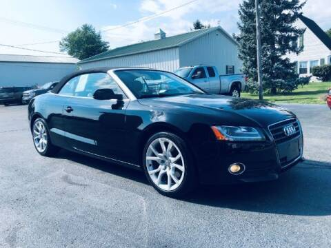 2010 Audi A5 for sale at Tip Top Auto North in Tipp City OH