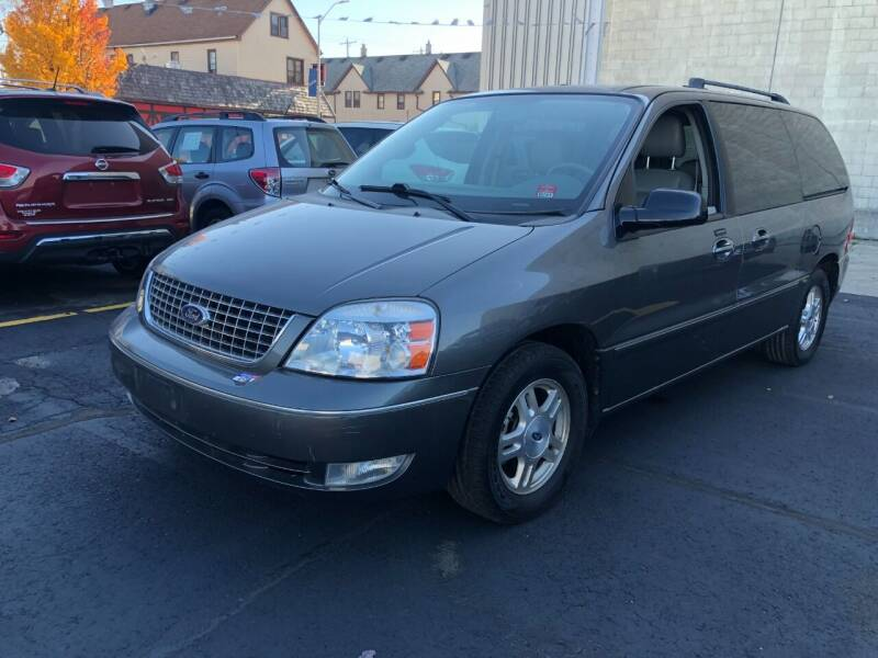2006 Ford Freestar for sale at Fine Auto Sales in Cudahy WI