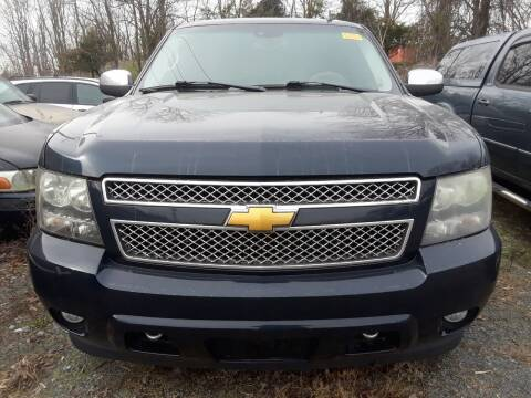 2007 Chevrolet Tahoe for sale at M & M Auto Brokers in Chantilly VA