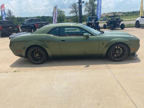 2020 Dodge Challenger for sale at Head Motor Company - Head Indian Motorcycle in Columbia MO