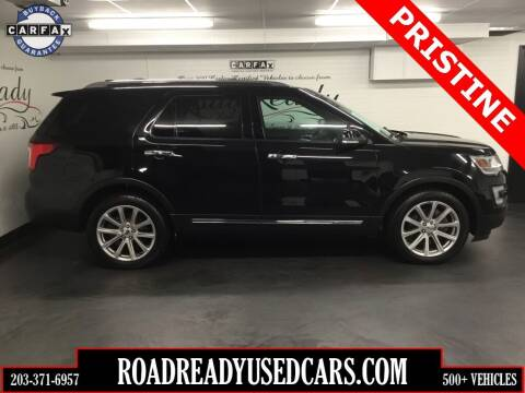 2017 Ford Explorer for sale at Road Ready Used Cars in Ansonia CT
