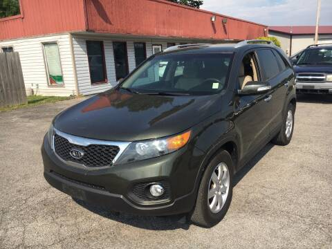 2012 Kia Sorento for sale at Best Buy Auto Sales in Murphysboro IL