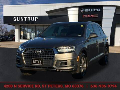 2017 Audi Q7 for sale at SUNTRUP BUICK GMC in Saint Peters MO