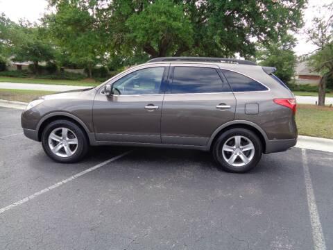 2007 Hyundai Veracruz for sale at BALKCUM AUTO INC in Wilmington NC