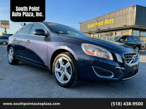 2012 Volvo S60 for sale at South Point Auto Plaza, Inc. in Albany NY