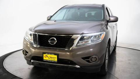 2013 Nissan Pathfinder for sale at AUTOMAXX MAIN in Orem UT
