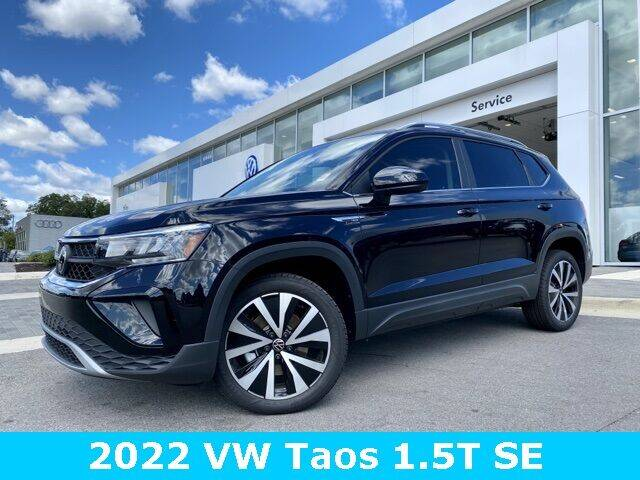 2022 Volkswagen Taos for sale in Huntsville, AL