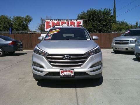 2016 Hyundai Tucson for sale at Empire Auto Sales in Modesto CA