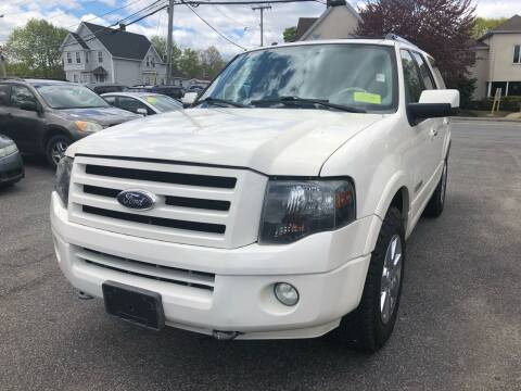 2008 Ford Expedition for sale at Auto Gallery in Taunton MA