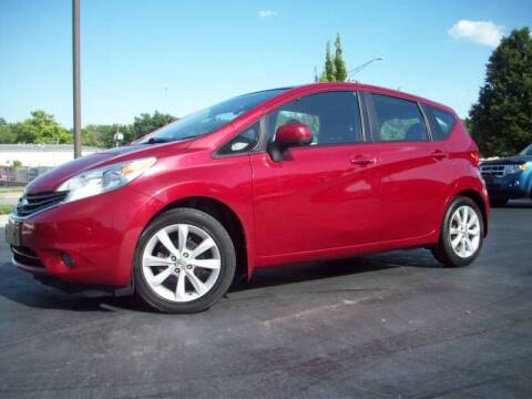 2014 Nissan Versa Note for sale at Whitney Motor CO in Merriam KS