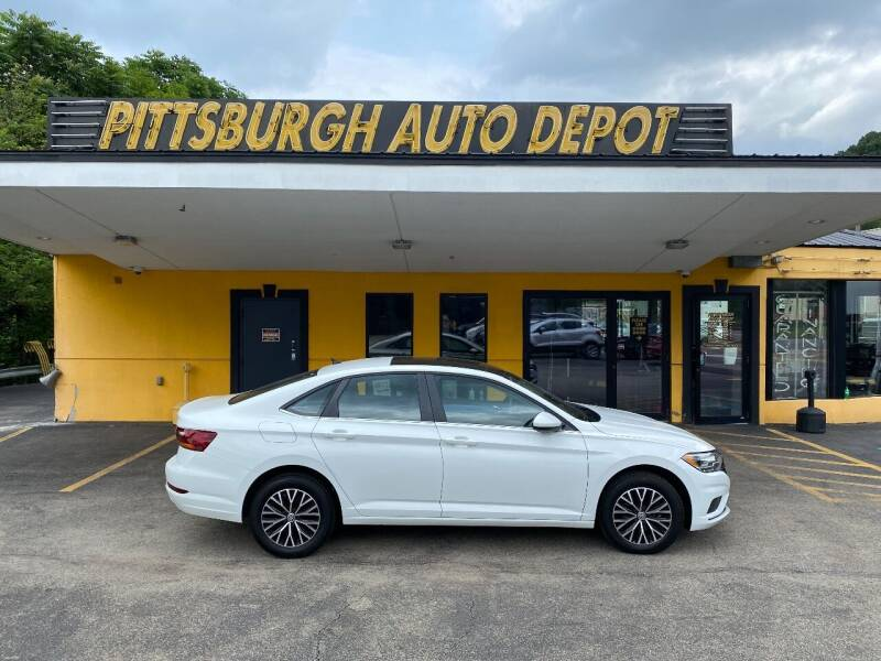 2019 Volkswagen Jetta for sale at Pittsburgh Auto Depot in Pittsburgh PA
