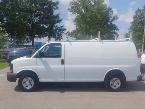 2015 Chevrolet Express Cargo for sale at Econo Auto Sales Inc in Raleigh NC