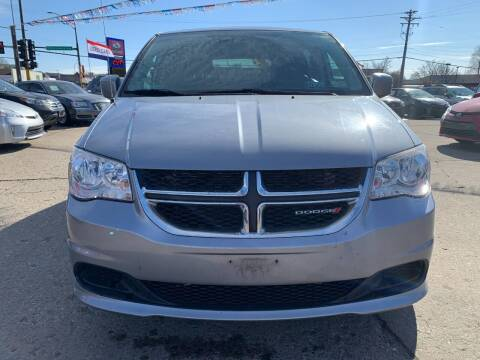 2013 Dodge Grand Caravan for sale at Minuteman Auto Sales in Saint Paul MN