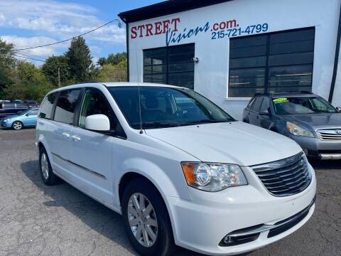 2014 Chrysler Town and Country for sale at Street Visions in Telford PA