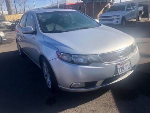 2011 Kia Forte for sale at Silver Star Auto in San Bernardino CA